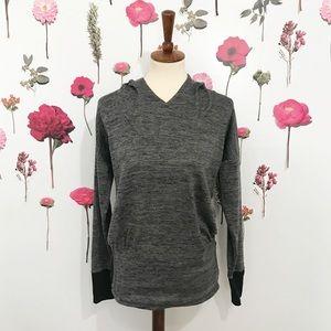 Athleta Grey Sweatshirt